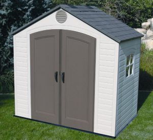 Lifetime 8 x 5 ft Shed