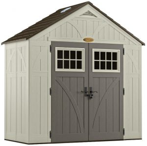 Suncast Tremont 8 x 4ft Shed