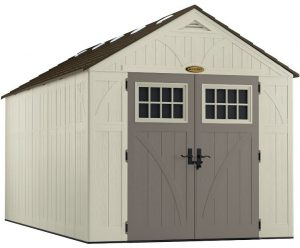 Suncast Tremont 8 x 16 ft Shed