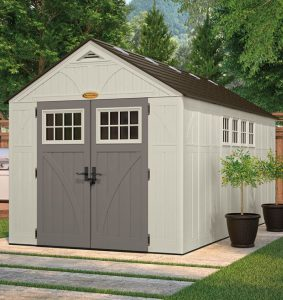 Suncast 8 ft x 16 ft Shed