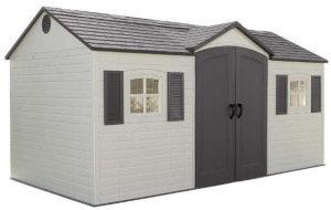 Lifetime 15 x 8 ft Shed