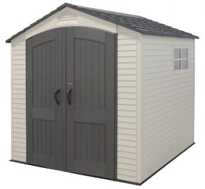 Lifetime 7x7 ft Shed