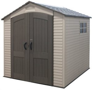 7 x 7 Resin Storage Sheds