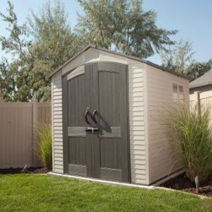 Lifetime 7 x 7 Shed