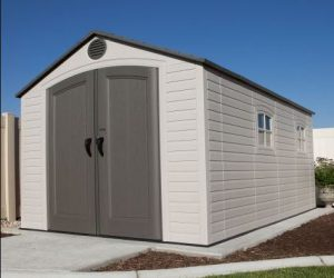 Lifetime 8 x 15 ft Shed