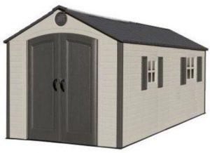 Lifetime 8 ft x 15 ft Garden Shed