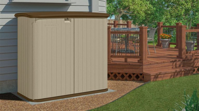 Suncast 32 cu. ft. Horizontal Shed