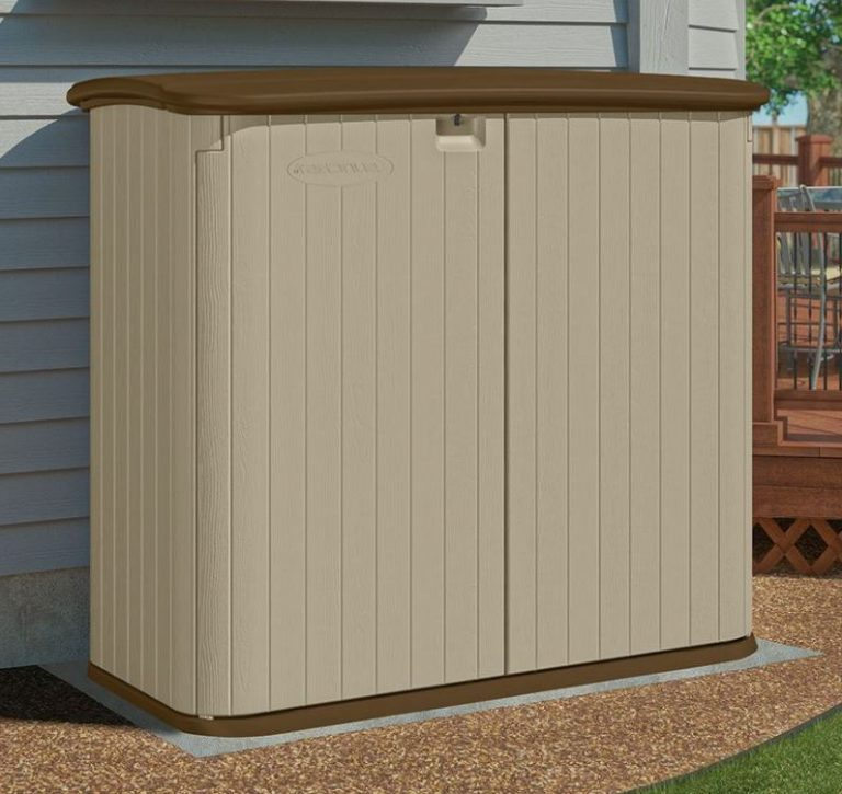Suncast Outdoor Storage Cabinet