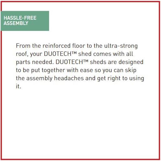Hassle-Free Assembly