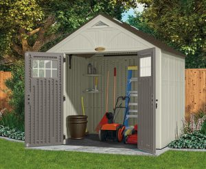 Suncast Tremont 8 x 10 ft Shed