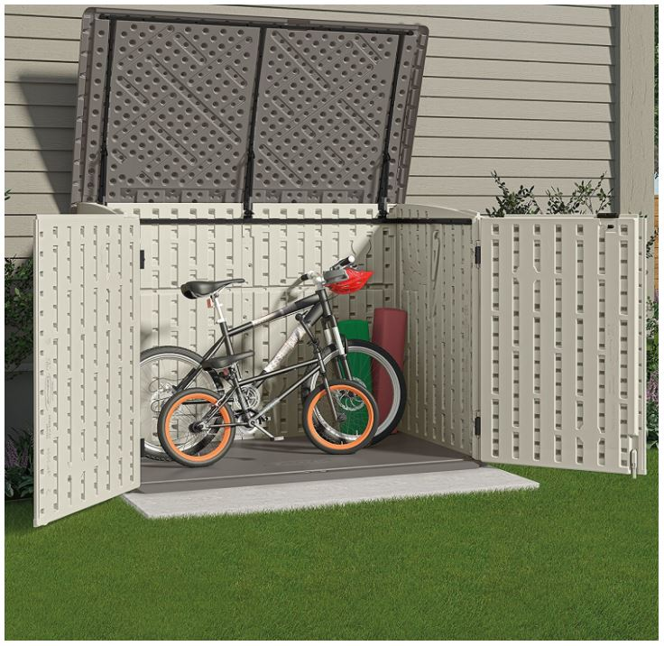 Stow-Away - Bike Storage