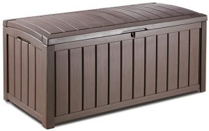 Glenwood Deck Box - Oak Shade