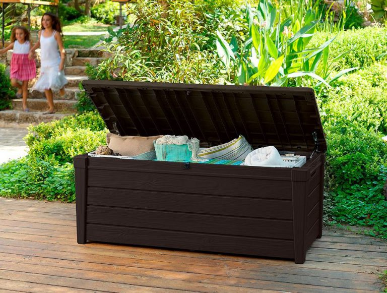 Brightwood Storage Box - Brown Shade