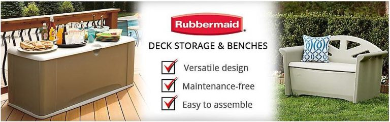 Rubbermaid Features