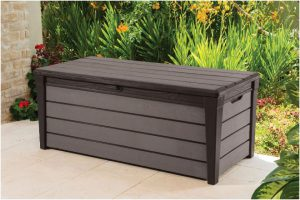 Large Garden Storage Boxes