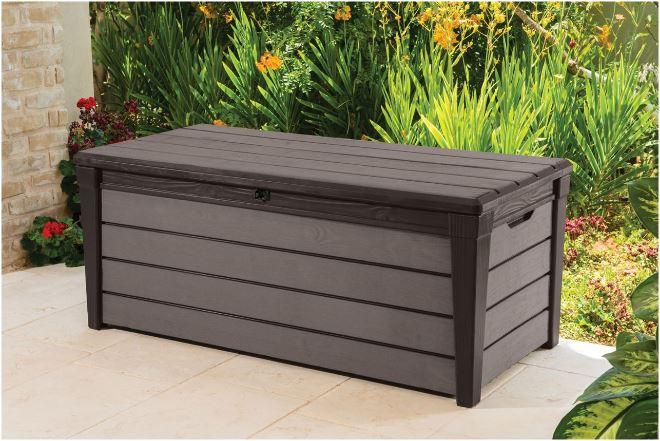 Keter Brushwood Garden Storage Box