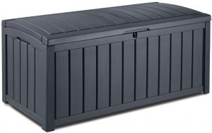 Glenwood Deck Box - Anthracite Grey Shade