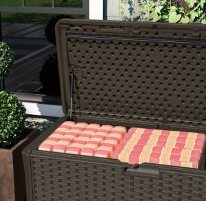 Seating Cushion Storage