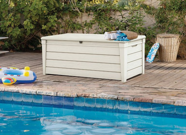 Brightwood Storage box - White Shade