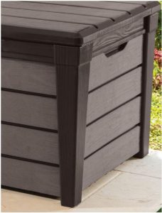 Large Garden Storage Boxes Quality Plastic Sheds
