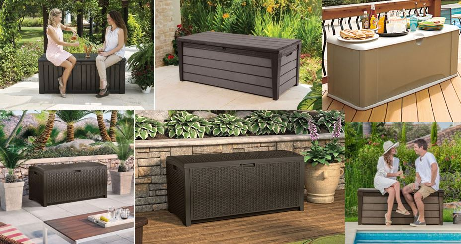 Best Deck Box Reviews Resin Storage Boxes Quality