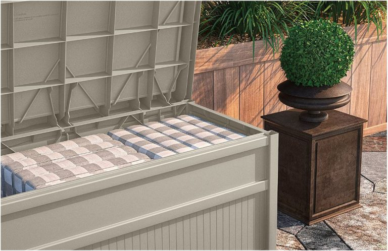 Suncast 50 Gallon Deck Box Receives Impeccable Feedback