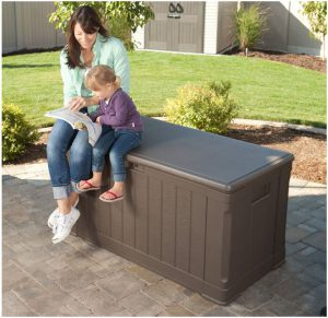 Resin Storage Boxes - Outdoor