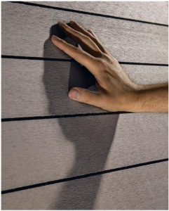 DUOTECH™ Textured Wood Effect
