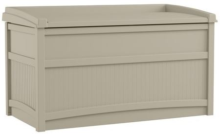 Suncast 50 Gallon Deck Box Storage