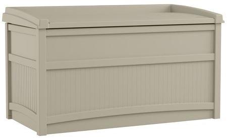Suncast 50 Gallon Deck Box Storage