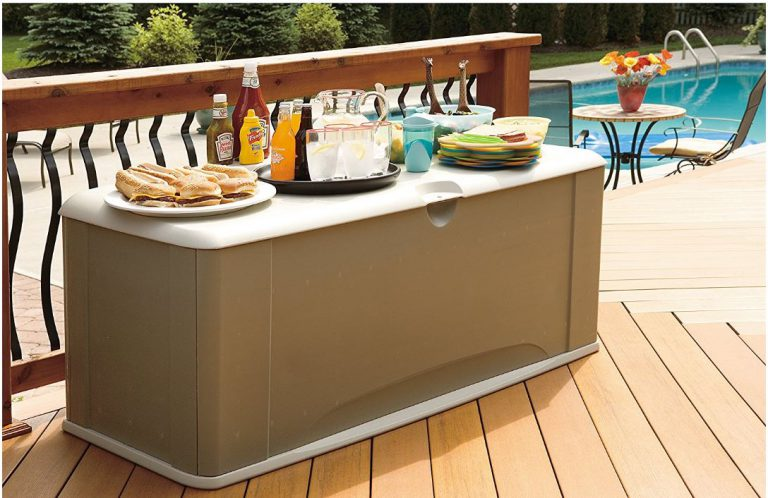 The Versatile Rubbermaid Extra Large Deck Box