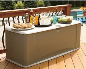 Merveilleux Outdoor Deck Storage Boxes