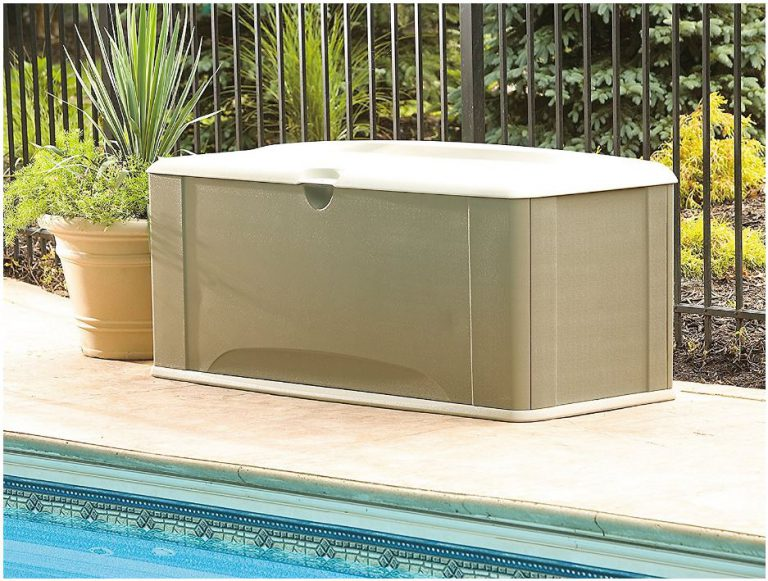 Extra Large Deck Box - Great For Pool Supplies
