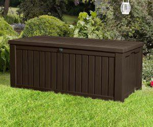 Plastic Garden Storage Boxes