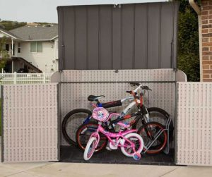 Popular Bike Storage Facility