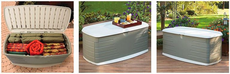 Rubbermaid Large Deck Box