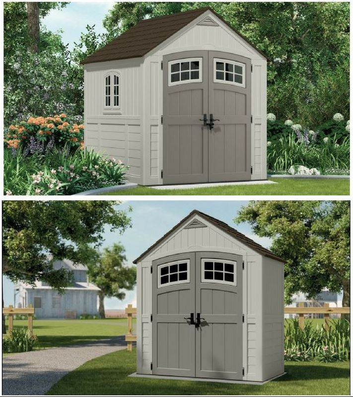 What is the Best Plastic Shed?