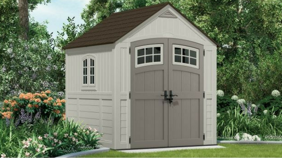 What is the Best Plastic Shed