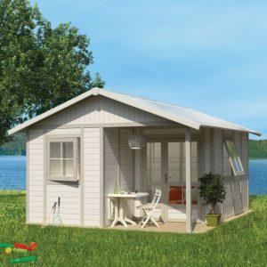 PVC Storage Sheds - PVC Summerhouses