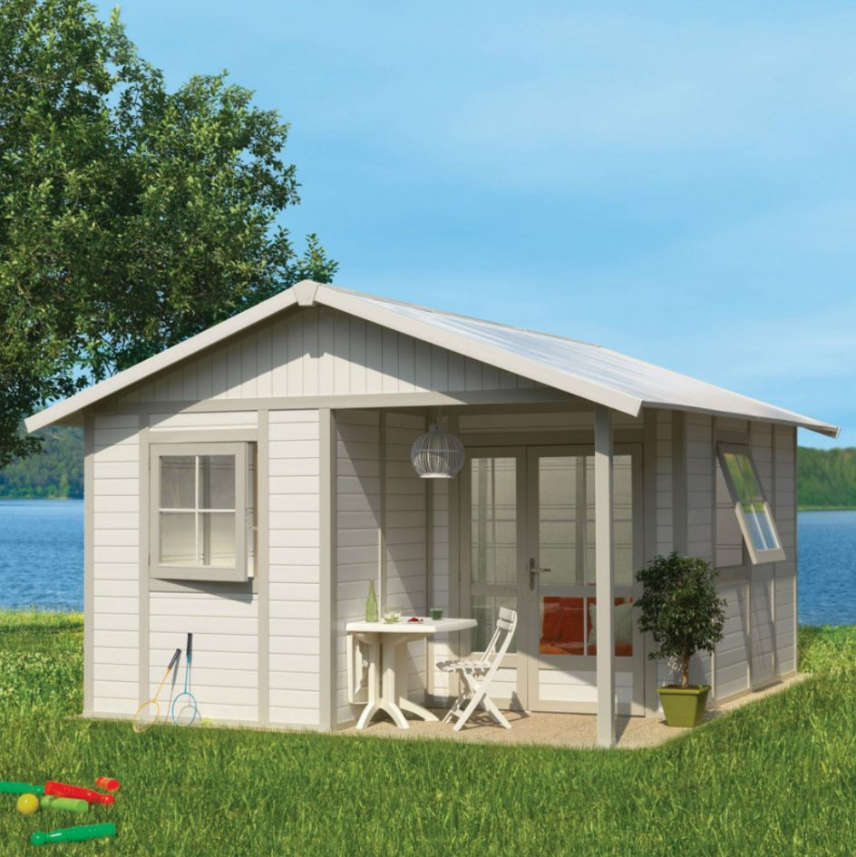 Pvc Storage Sheds Pvc Summerhouses Quality Plastic Sheds