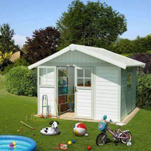 Grosfillex 7.5 m² Garden Shed