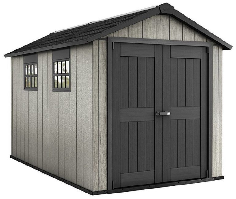 Keter Oakland 7.5 x 11 ft Shed