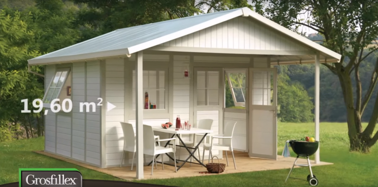 Grosfillex Large 19.6 m² Summerhouse