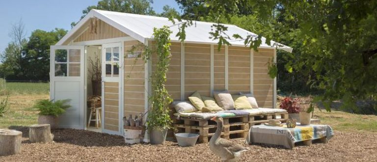 Sherwood Deco 11 m² Summerhouse