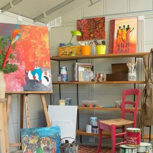 Create your own Art Studio