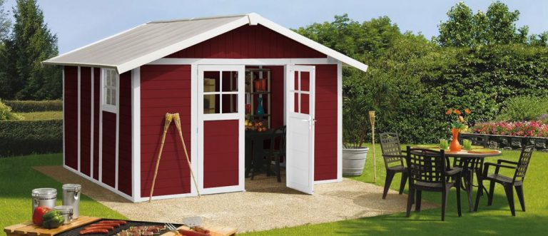 Grosfillex 11 m² Summerhouse