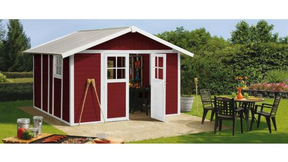 Pvc Garden Summerhouses Quality Plastic Sheds