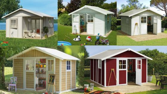 Grosfillex Sheds & Summerhouses