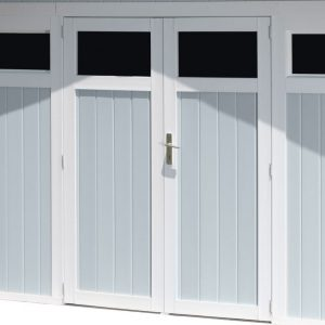Grosfillex 7.5 m² Utility Shed Doors