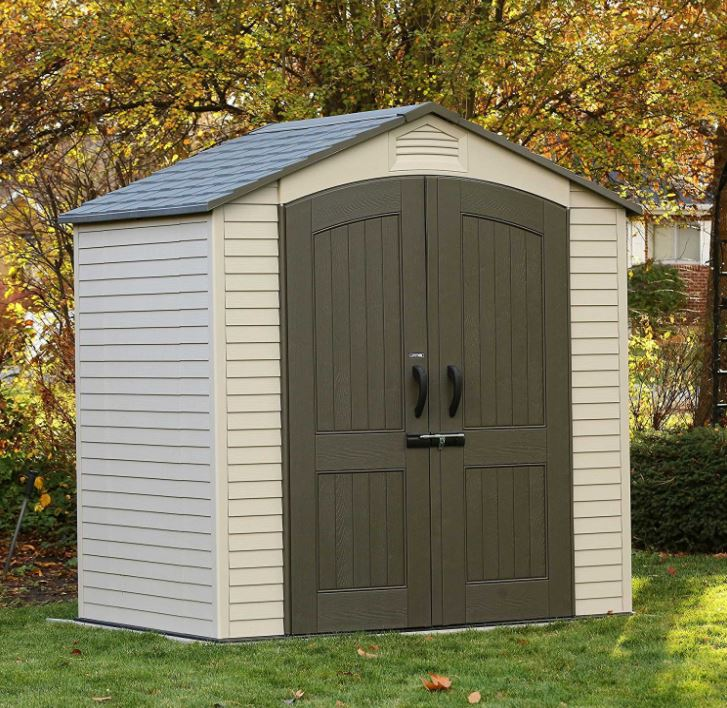 Small Outdoor Plastic Sheds